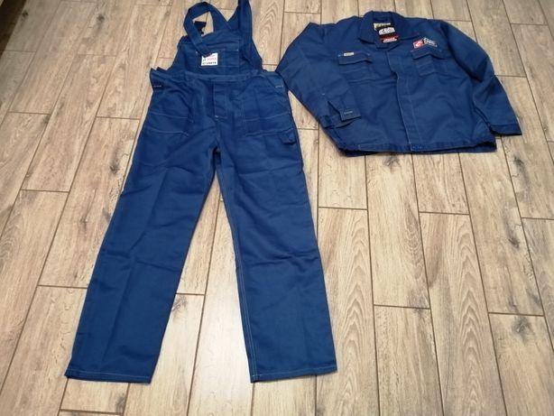 Spodnie robocze plus bluza