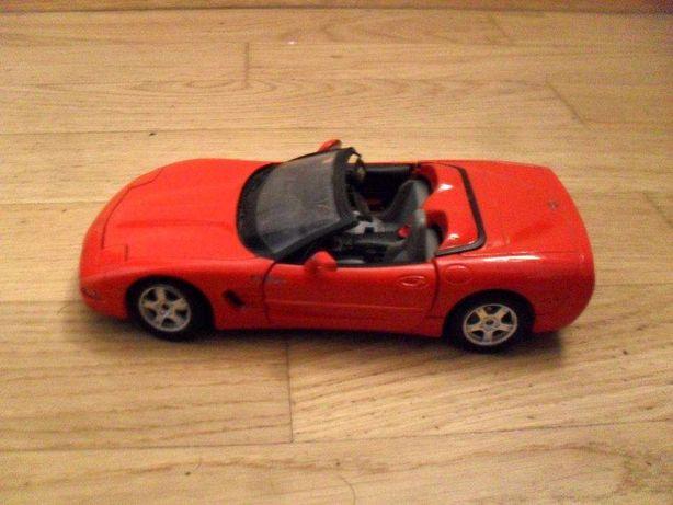 Model samochodu Chevrolet Corvette 1:24