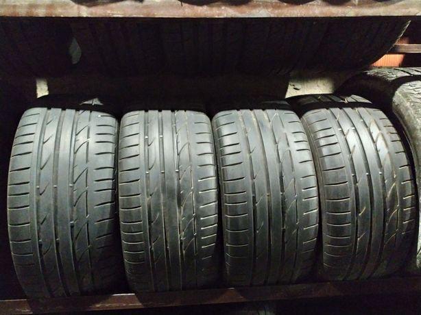 666 Пара шин R19 255/40 Bridgestone Dueler 221 мерседес