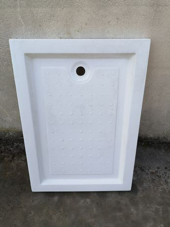 Base para duche com Válvula
