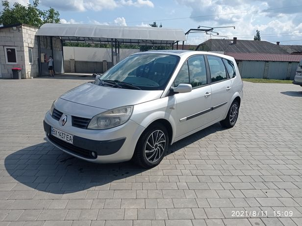 Продам Renault grand scenic ll