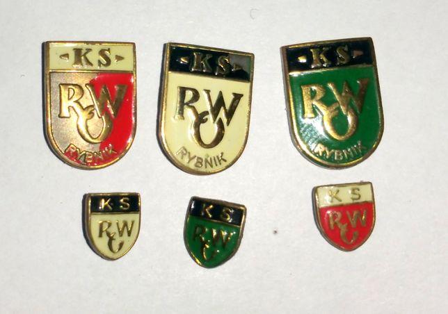 ROW Rybnik - odznaki