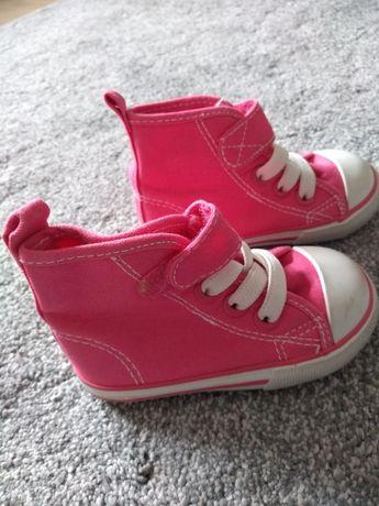 Buciki dla dziewczynki H&M