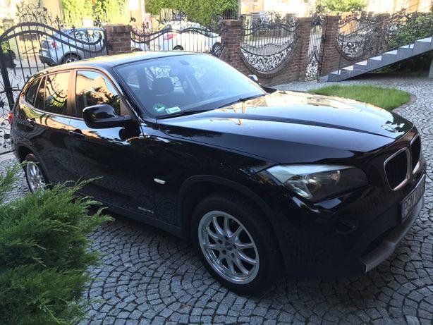 BMW X1 E84 CROSSOVER sDRIVE 18d 143 KM Serwis Zamiana