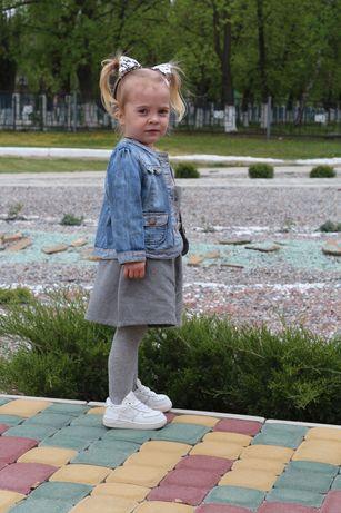 Джинсовый пиджак next,  джинсовка, кроссовки Nike