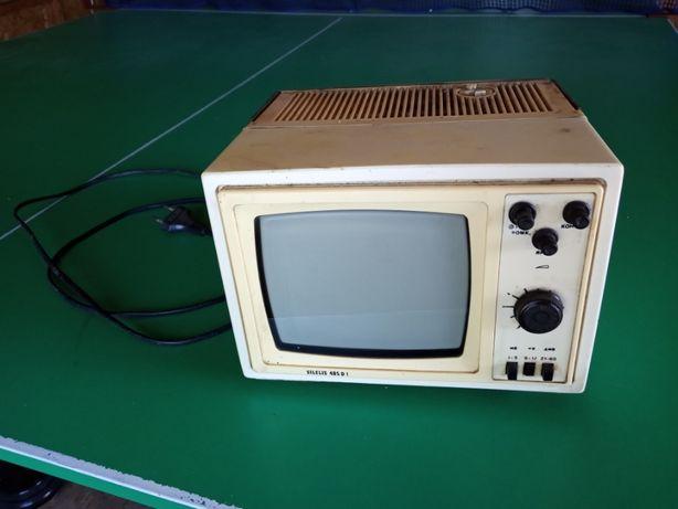 Телевизор SILELIS 405 d-1черно-Белый