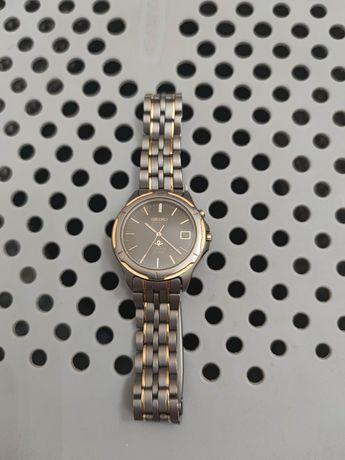 Zegarek Seiko Titanium SQ100 ładny