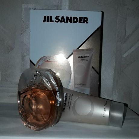 Jil Sander Sensations, подарочный набор.