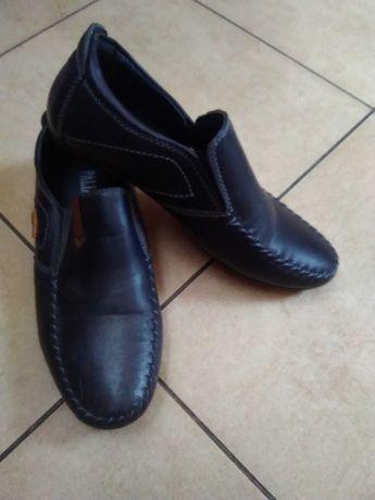 Buty dla chłopca rom. 37