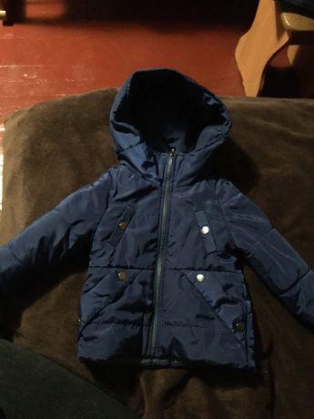 Куртка на мальчика)