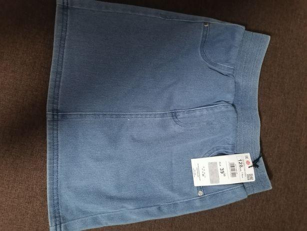 Спідничка джинсова