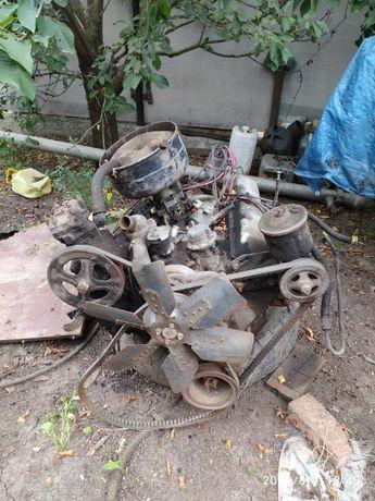 двигун бензиновий зіл-508