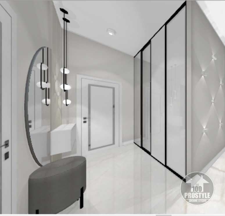 Дизайн интерьера 250 грн кв.м , дизайнер, дизайн проект