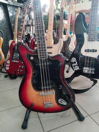 Gitara basowa Musima de luxe 25b Jaguar