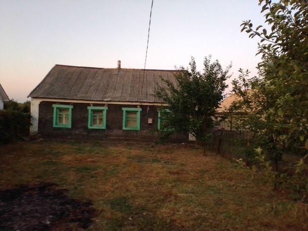 Продается земля со старым домом