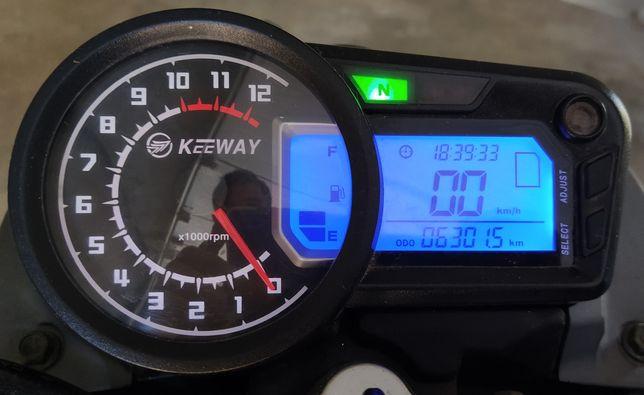 Keeway rkv 125 usada