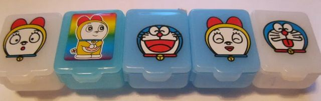 детская коробочка мультки для мелочей пластик оранайзер