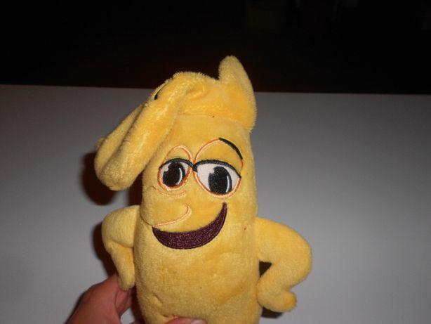 Maskotka pluszak Banan z Lidla Nowa