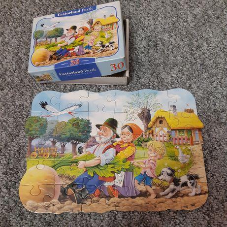 Пазлы крупные Castorland Puzzle, 30 элементов. Сказки
