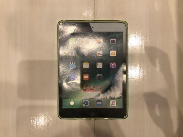 """Etui silikonowe zielone 9,7"""" dedykowane do Apple iPad Air 2 - NOWE"""