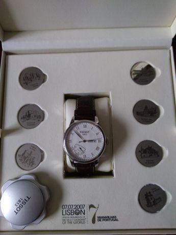 Relógio Tissot Le Locle, Edição 7 Maravilhas de Portugal