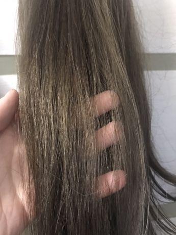 Шиньйон хвост парик шеньон