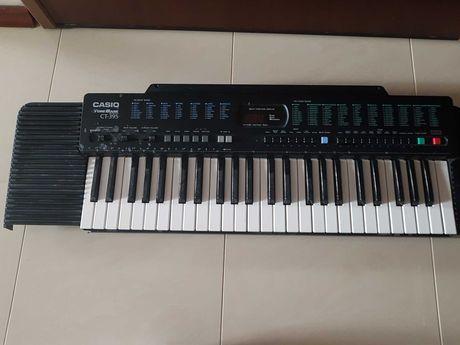 Keyboard Casio Tone Bank CT-395