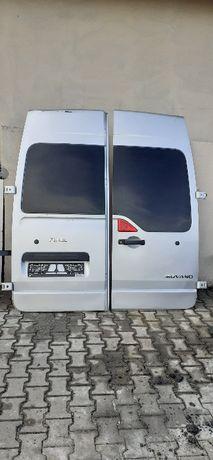 Drzwi tylne, listwy boczne do Opel Movano, Renault Master,< 10r