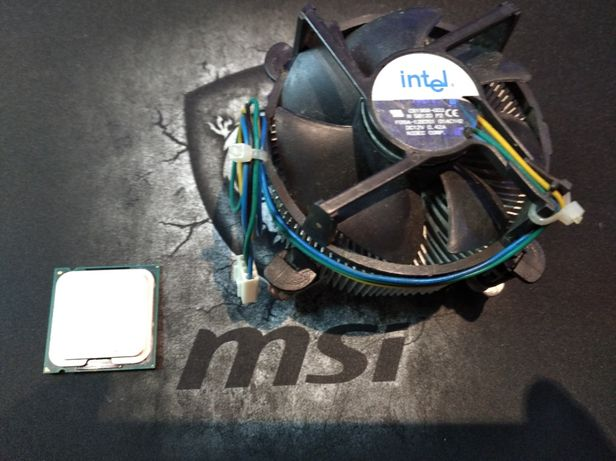 intel e6500 Dual core + cooler