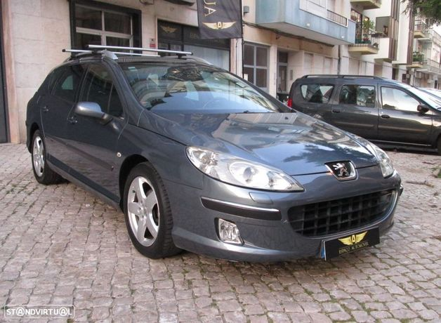 Peugeot 407 SW 2.0 HDi Griffe Auto.