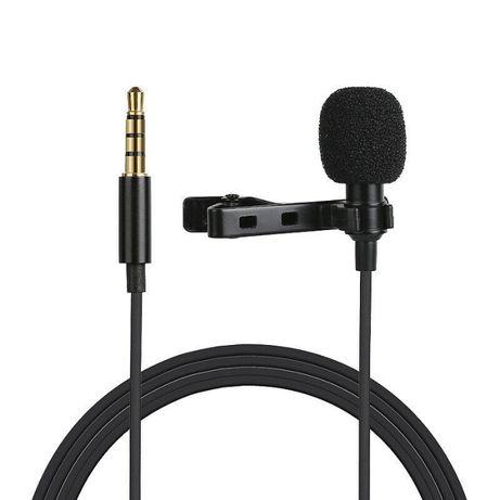 Продаю петличный микрофон петличку 3,5 мм