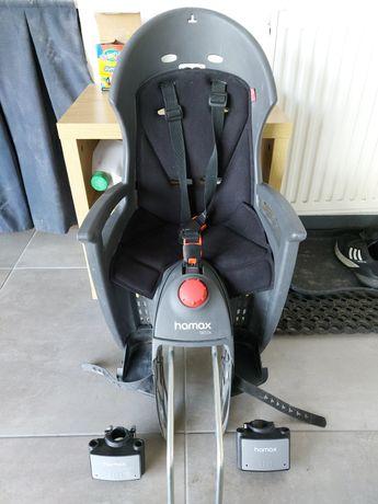 Fotelik rowerowy hamax siesta Plus baza x2