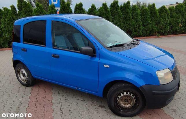 Fiat Panda Fiat Panda VAN 1.2 LPG VAT 1 LPG GAZ Zadbana!
