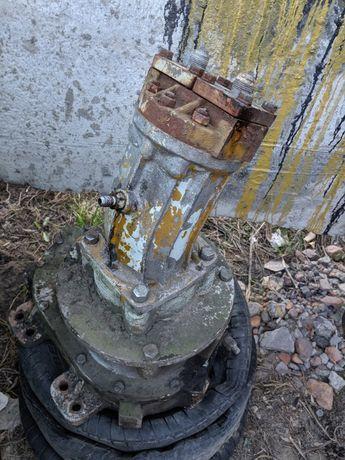 Редуктор поворота на кран МАЗ 5334 500 (Автокран КС 3577 Ивановец