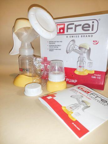 Молокоотсос механический Dr.Frei + подарок