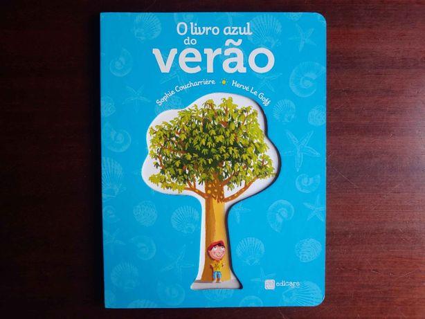 O livro azul do Verão, Outono, Primavera, Inverno