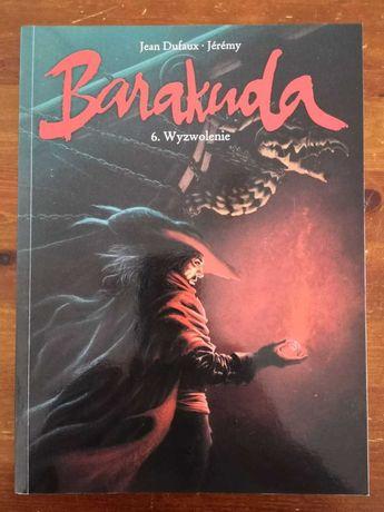 Barakuda, tom 6 (finał)