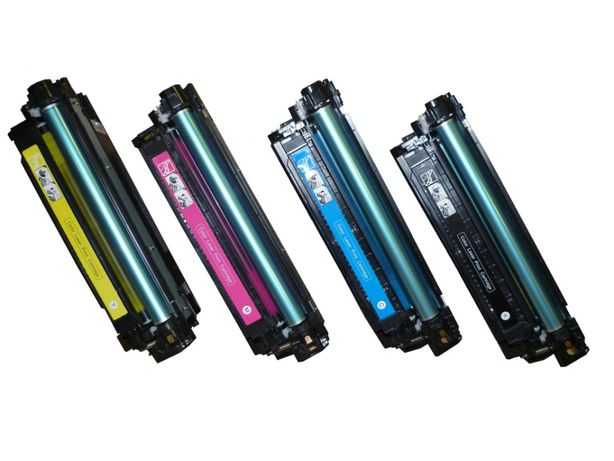 Цветные картриджи HP, Canon, Samsung, OKI, Brother, Xerox, Ricoh