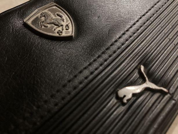 Ptrfel duży męski puma- Ferrari