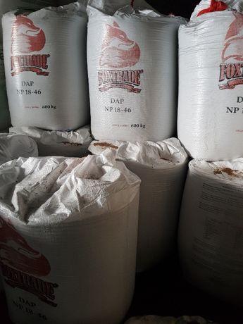 Fosforan amonu N 18% P 46% S 5% Big Bag nawóz