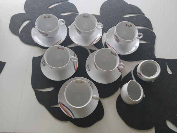 Ćmielów/ Kora/ komplet do kawy, herbaty