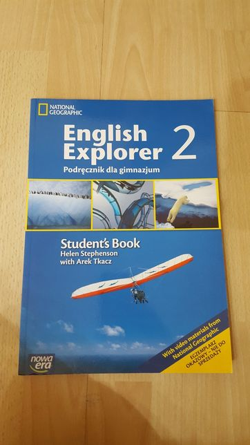 NOWY English Explorer 2 Student's Book