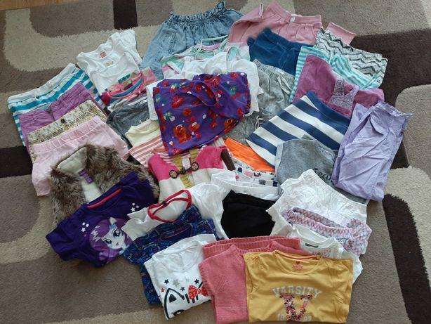 Paka ubrań 104-116