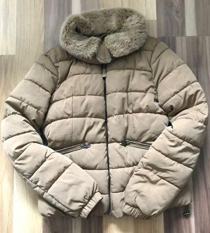 Zimowa kurtka Bershka 38