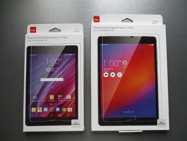 Фирменное защитное стекло Asus ZenPad Z8s Z8 Samsung Galaxy Tab E t377