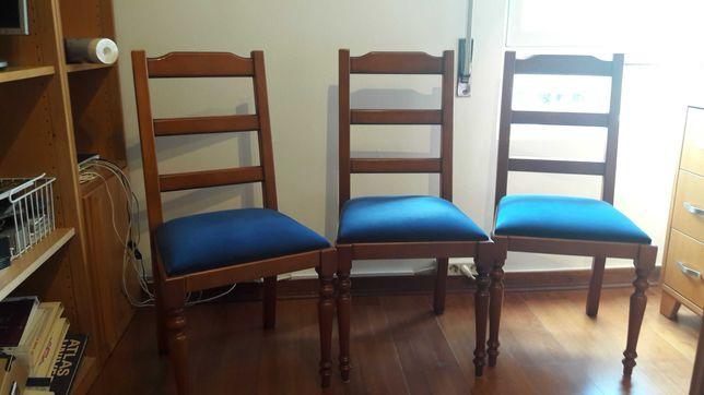 6 Cadeiras em ótimo estado