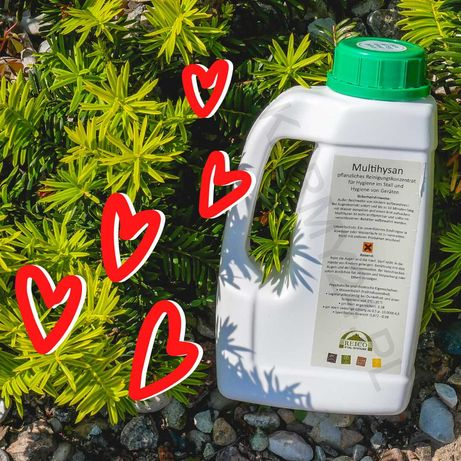 ziołowe mleczko życia dla gołębi Multisan Multihysan Reico PRODUCENT