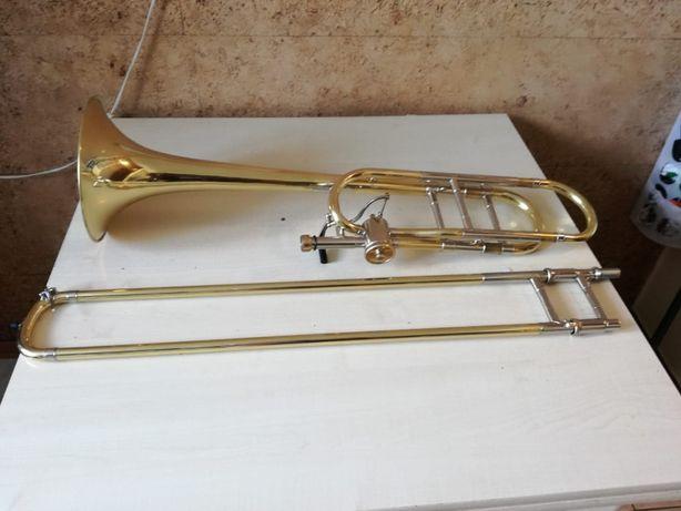 Puzon, Bach Stradivarius 36K, kwart wentyl, POZNAŃ