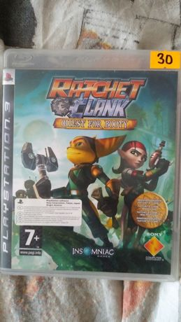 Ratchet Clank PS3