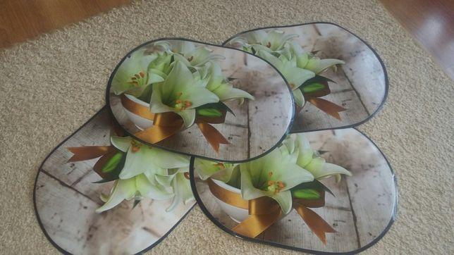 Podkładki maty na stół
